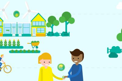 Bouw samen je eigen lokale klimaateconomie